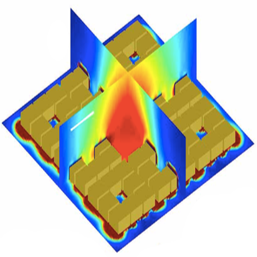 Fractal Plasmonics published in Opt. Express