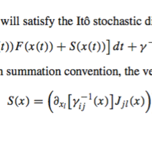 The Small-mass Limit for Langevin Dynamics published in J. Stat. Phys.