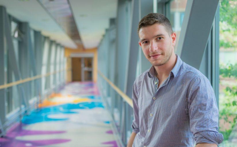 Aykut Argun joins as postdoc the Soft Matter Lab