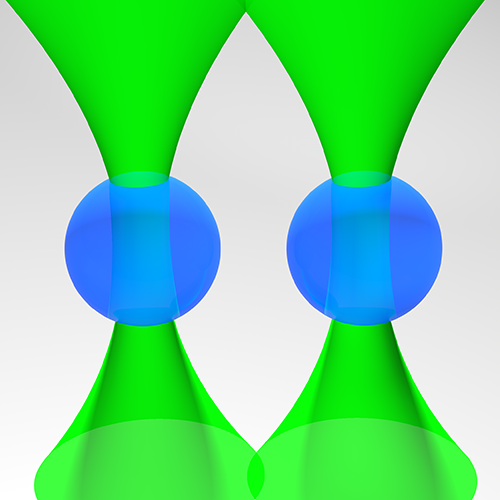 Optical trapping and critical Casimir forces published in EPJP