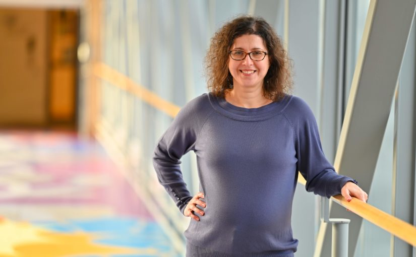 Agnese Callegari joins the Soft Matter Lab