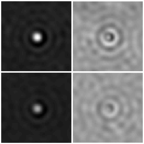 Holographic characterisation of subwavelength particles enhanced by deep learning on ArXiv