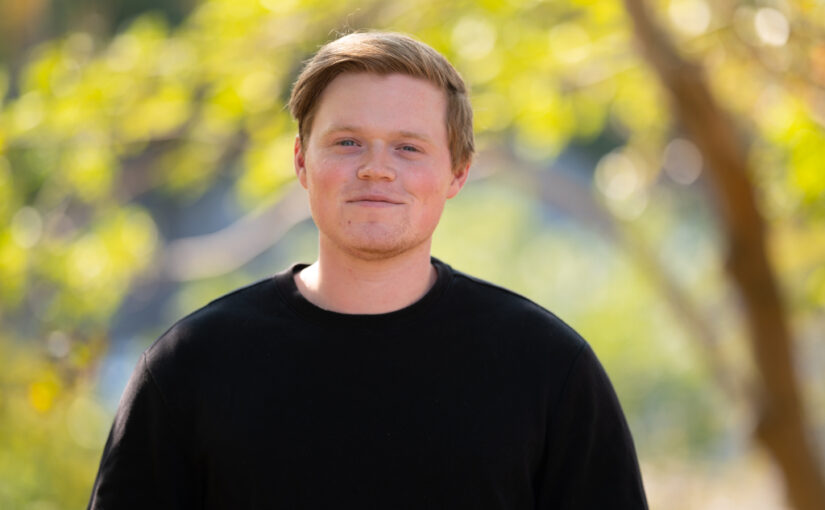 Gustaf Sjösten joins the Soft Matter Lab