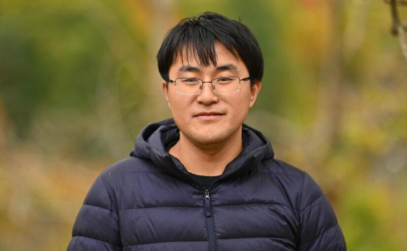 Gan Wang joins the Soft Matter Lab