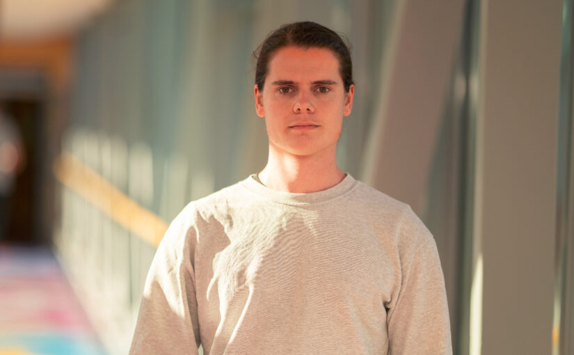 Lukas Niese joins the Soft Matter Lab