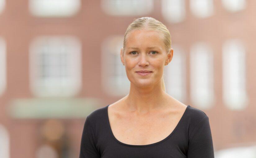 Saga Helgadottir joins as postdoc the Soft Matter Lab